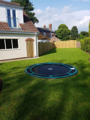 Work carried out by Dodson Landscapes